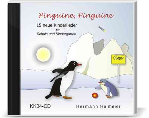Pinguine, Pinguine (Audio-CD)
