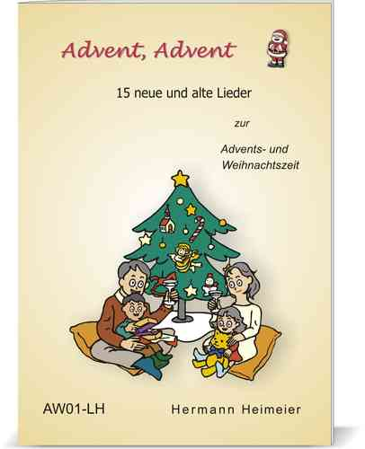 Advent, Advent (Liederheft DIN-A5)