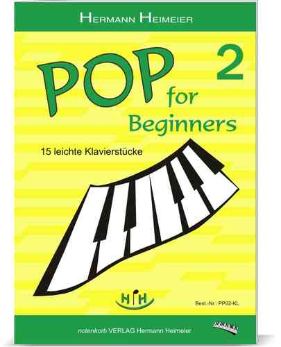 Pop for Beginners 2 (Klavier)