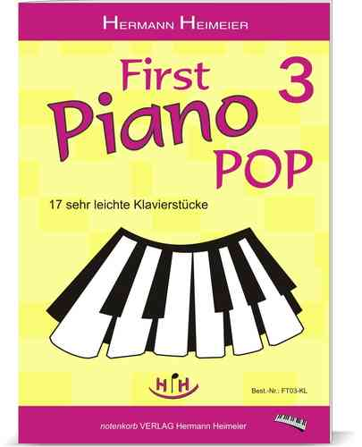 First PianoPop 3 (Klavier)