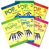 Klaviernoten-Set First PianoPop/ Pop for Beginners (2x3 Bände)
