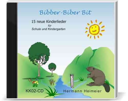 Bibber-Biber Bit (Audio-CD)