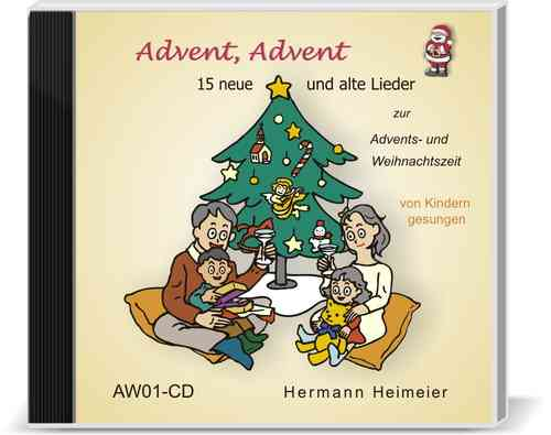 Advent, Advent (Audio-CD)