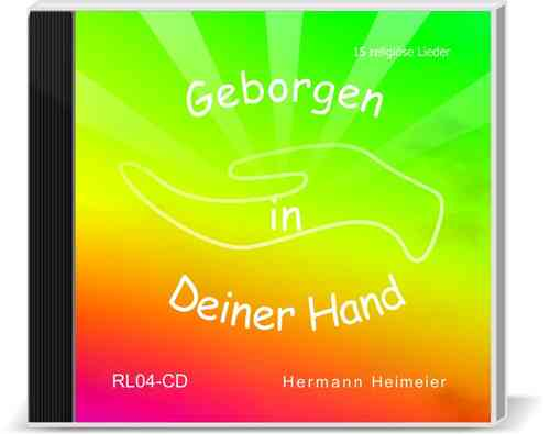 Geborgen in Deiner Hand (Audio-CD)