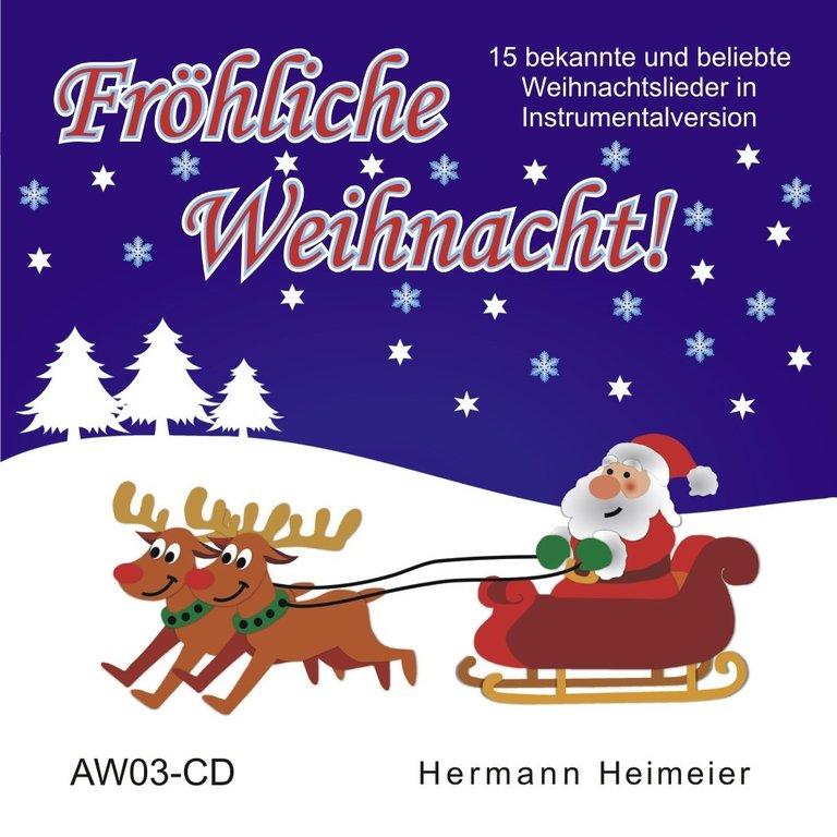 Cd Weihnachten.Fröhliche Weihnacht Audio Cd