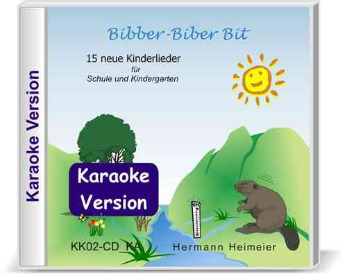 Bibber-Biber Bit [Karaoke-Version] (Audio-CD)