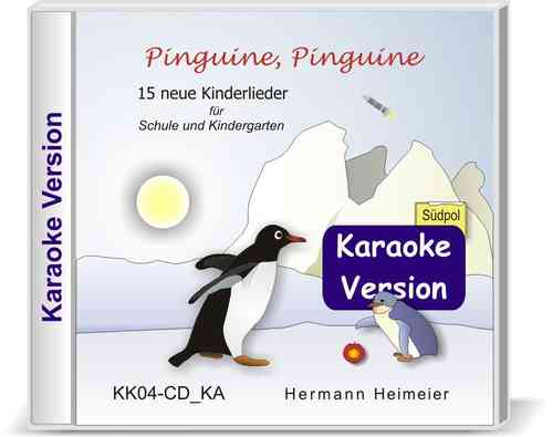 Pinguine, Pinguine [Karaoke-Version] (Audio-CD)