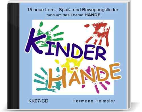 Kinderhände (Audio-CD)