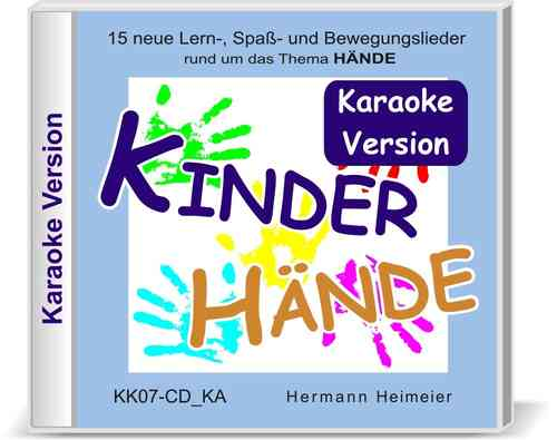 Kinderhände [Karaoke-Version] (Audio-CD)