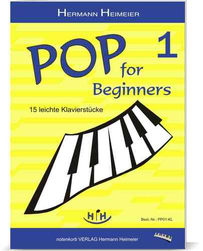 Pop for Beginners 1 (Klavier)