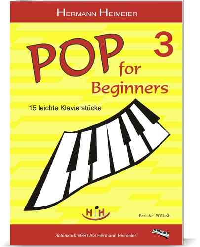 Pop for Beginners 3 (Klavier)