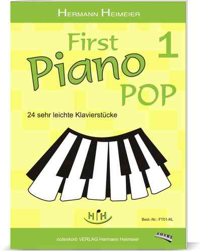 First PianoPop 1 (Klavier)