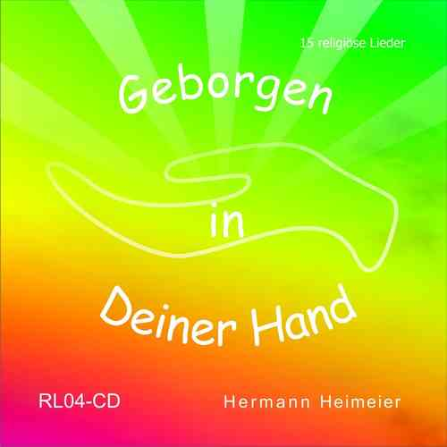 Geborgen in Deiner Hand (mp3)