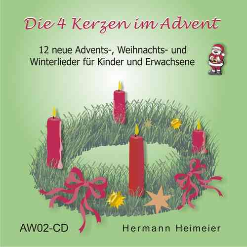 Die 4 Kerzen im Advent (mp3)