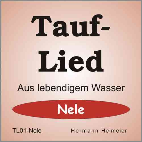 Tauflied [Nele] (mp3)