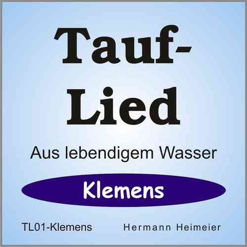 Tauflied [Klemens] (mp3)