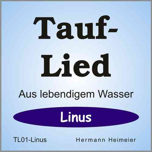 Tauflied [Linus] (mp3)