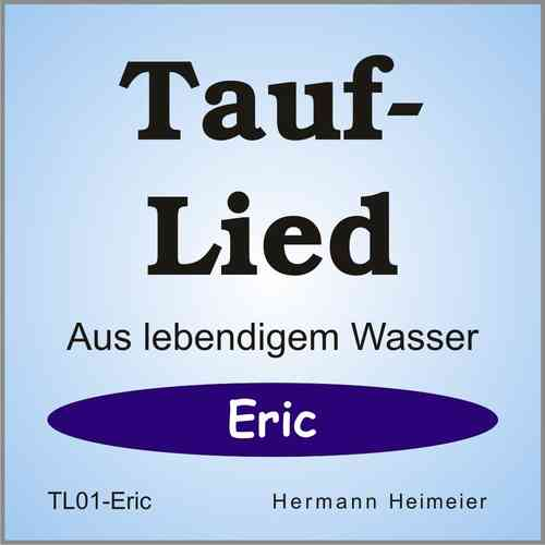 Tauflied [Eric] (mp3)